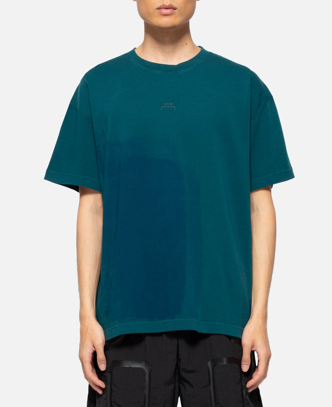 Painted T-Shirt (Green)