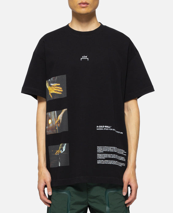 Glass Blower T-Shirt (Black)