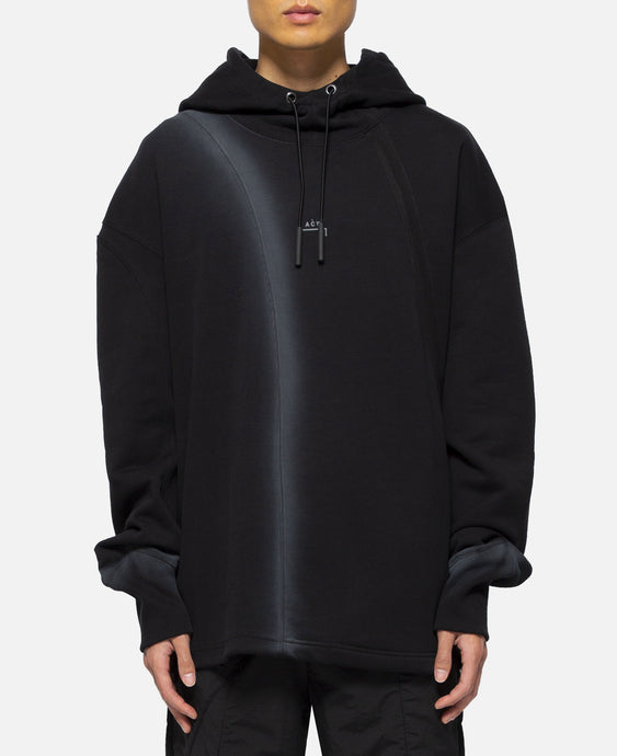 Over Spray Hoodie (Black)