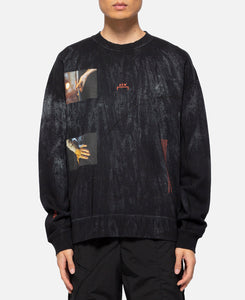 Glass Blower Sweatshirt (Black)