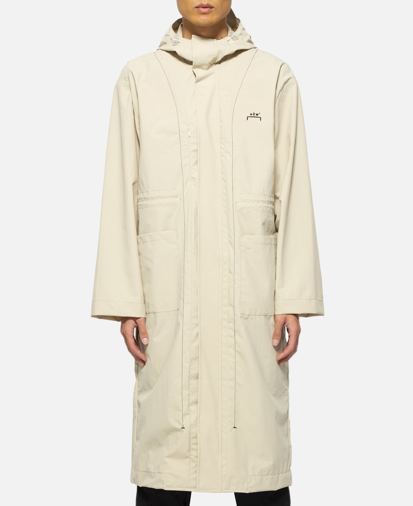 Staff Coat (Beige)