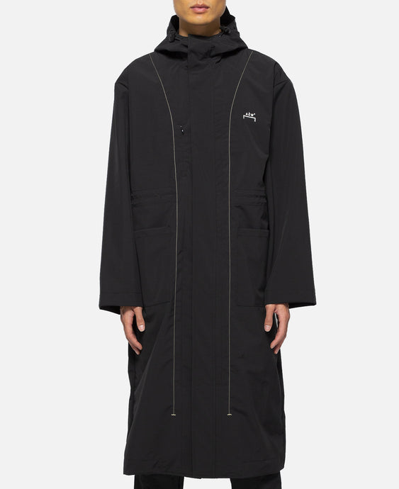 Staff Coat (Black)