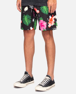 Maul Nerm Swim Shorts (Black)