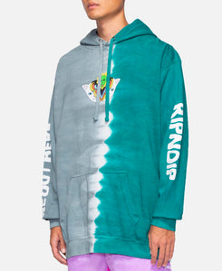 Splitting Heads Hoodies (Green)