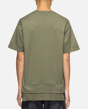 New Waist Pocket T-Shirt (Olive)