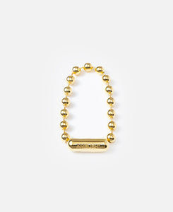 Ball Chain Bracelet L (Gold)