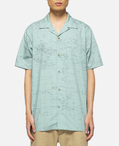 Global Haze S/S Shirt (Green)