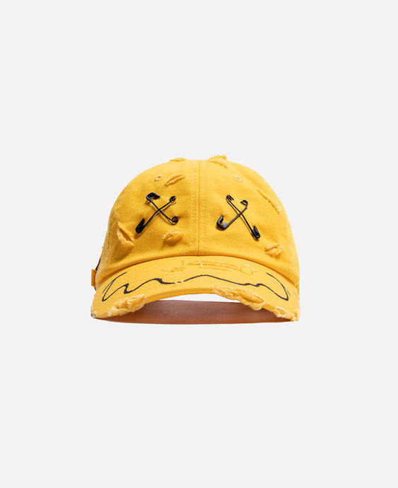Smile Cap (Yellow)