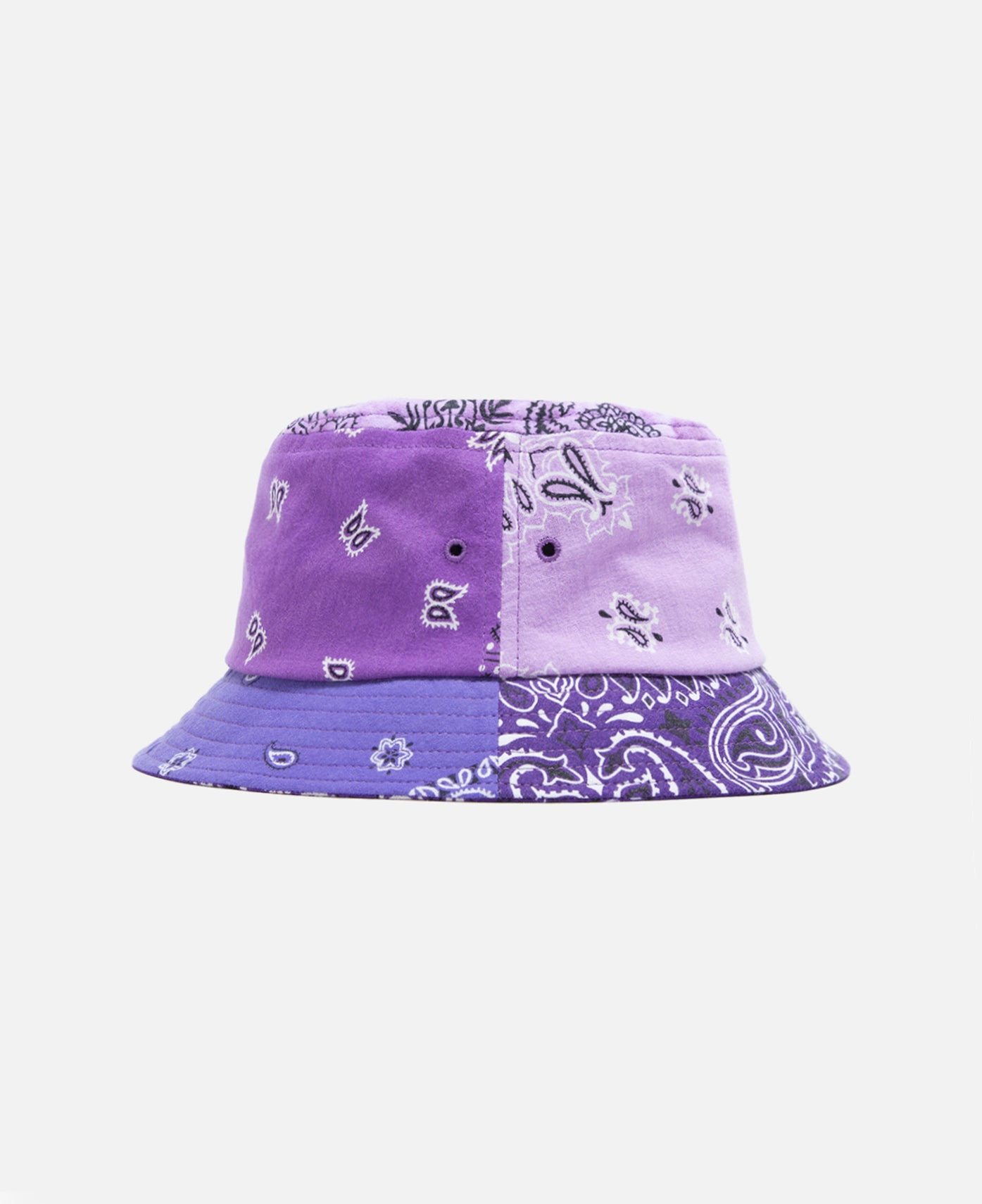 Bandana Bucket Hat (Purple)