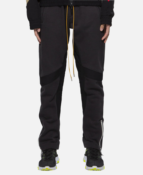 Rhude - Bottom Zip Nylon Sweatpants