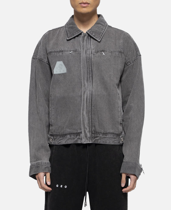 Physical Geography Denim Jacket
