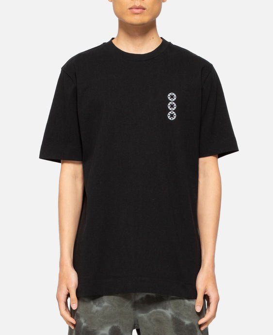 Serigraphic Logo S/S T-Shirt (Black)
