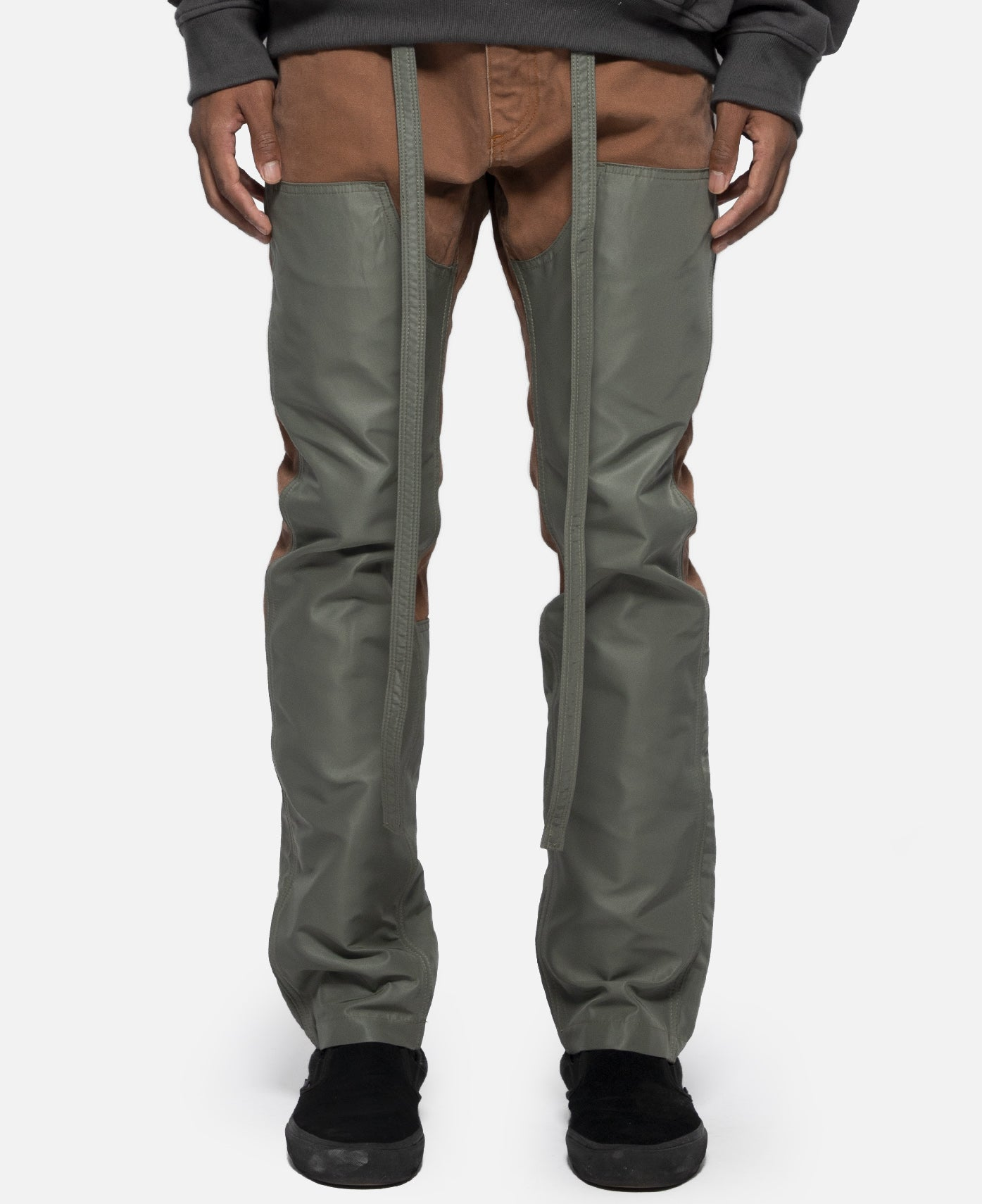 Nylon Canvas Double Front Work Pant