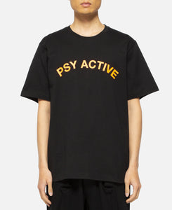 X-Perience PSY Active S/S T-Shirt (Black)