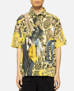 Picturesque S/S Shirt (Yellow)