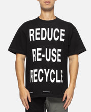 Virgil Recycle T-Shirt (Black)