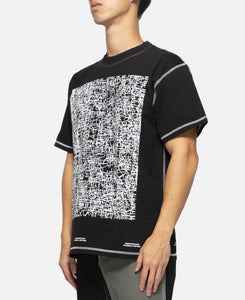 Microscope North T-Shirt (Black)