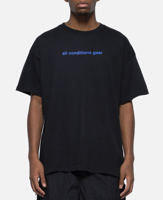 ACG 3D Logo T-Shirt (Black)