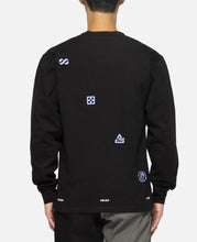 Virgil Logos L/S Shirt (Black)