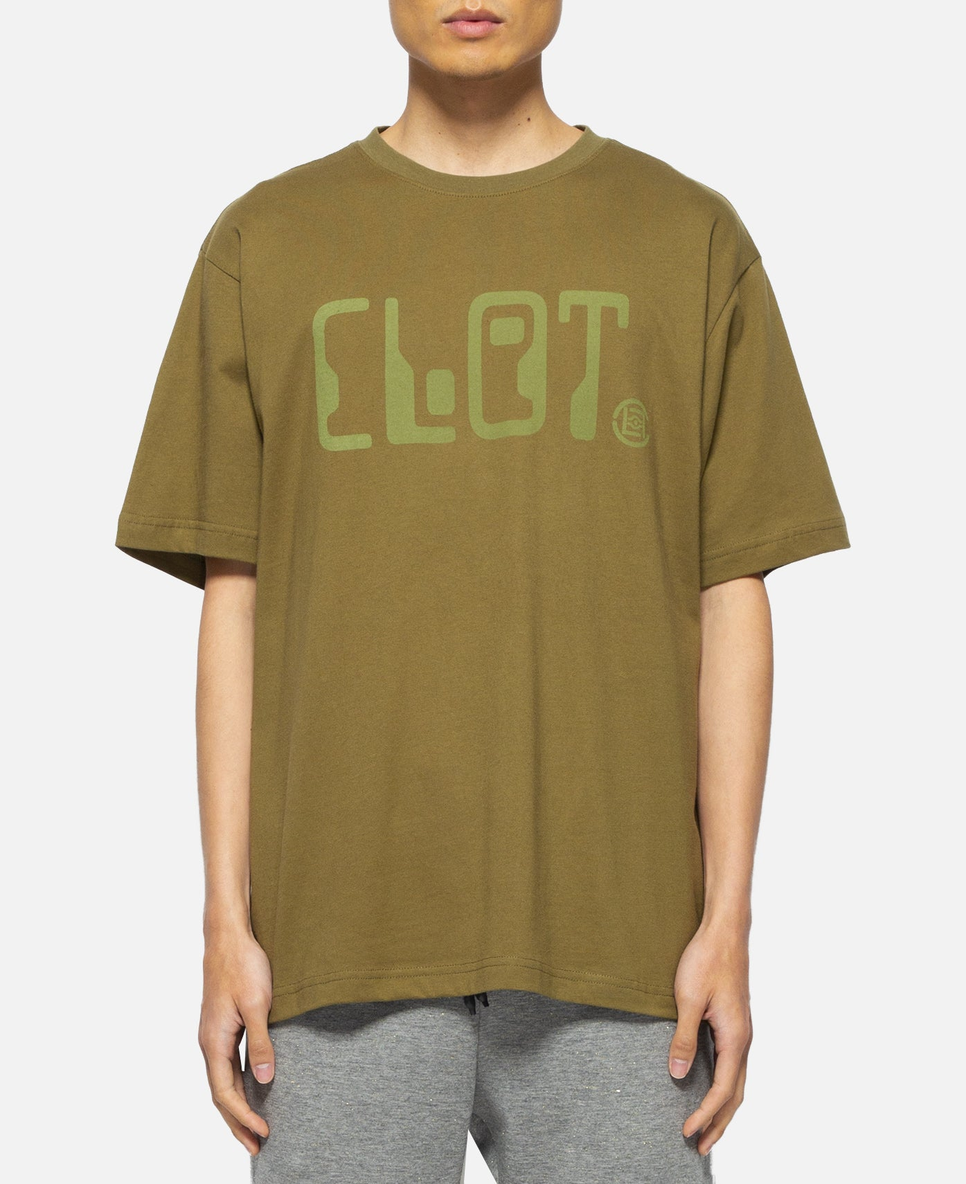 Corben Dallas Font T-Shirt (Green)