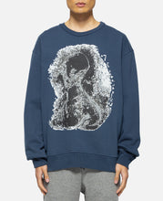 Alien Within Crewneck (Navy)