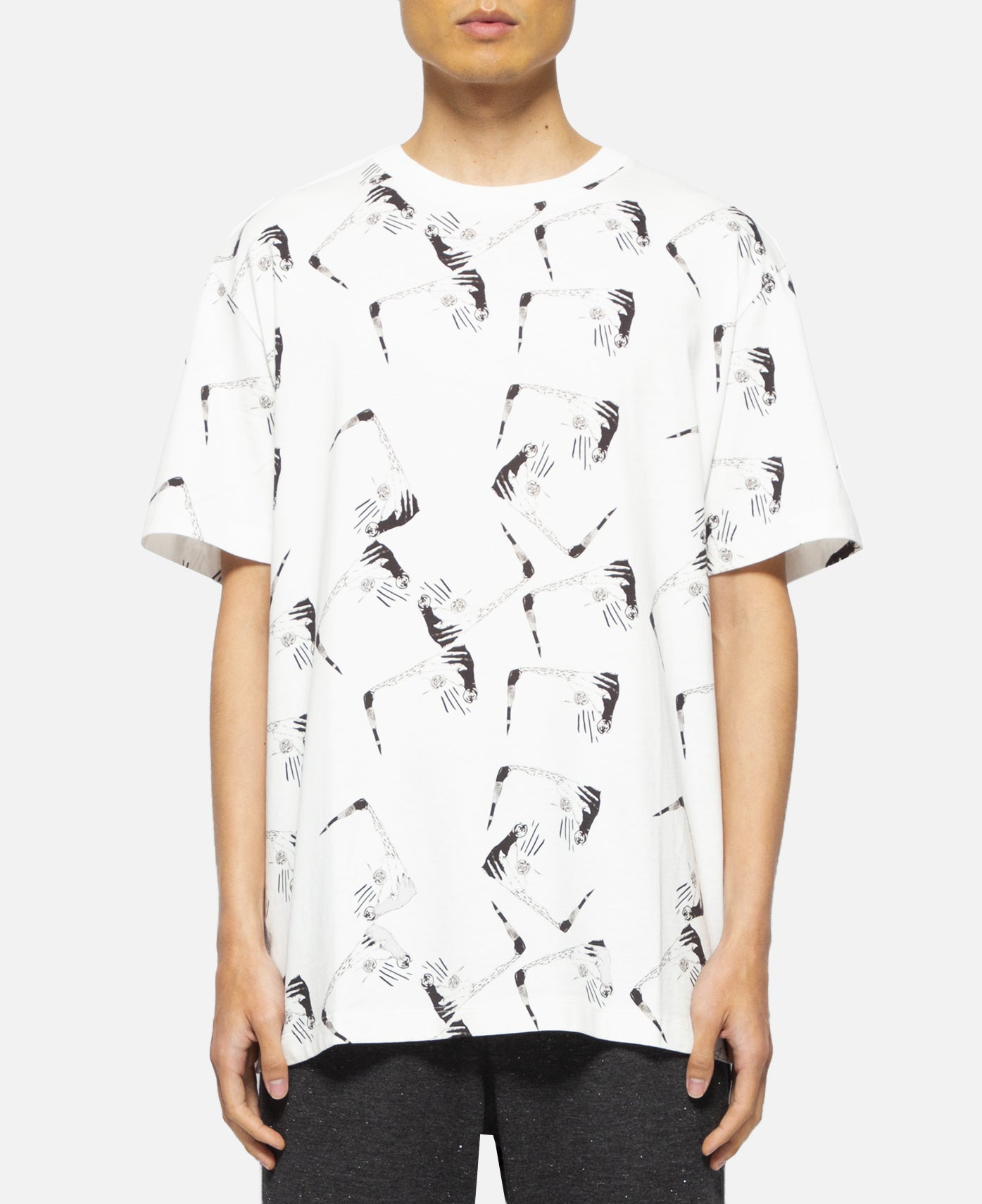 Abstract Graphic T-Shirt 2