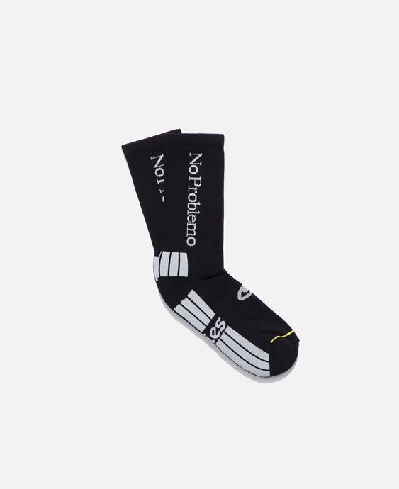 No Problemo Socks (Black)
