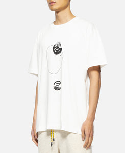 Abstract Graphic T-Shirt 8