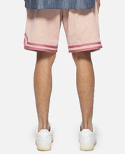Dressy Basketball Shorts (Pink)