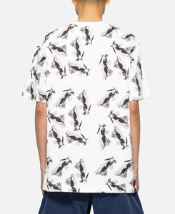 Abstract Graphic T-Shirt 1