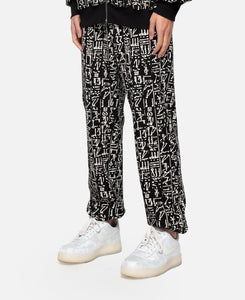 Hieroglyphic Sweat Pants