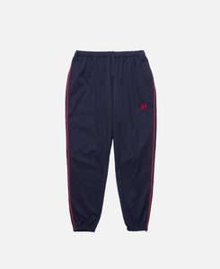 Poly Dry Twill  Side Line Seam Pocket Easy Pant (Navy)