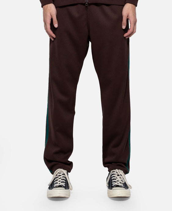Poly Smooth Trainer Pant (Brown)