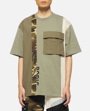 Camo Patchwork T-Shirt (Multi)