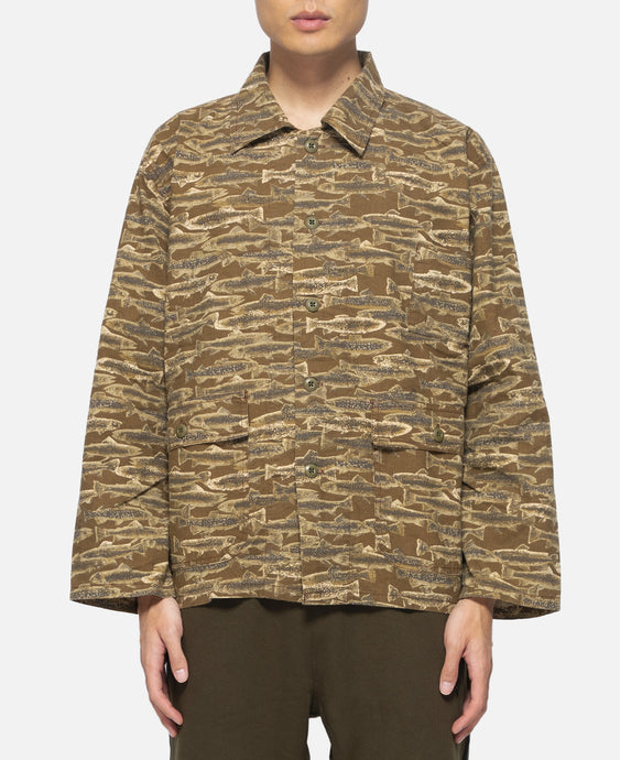 Hunting Shirt (Brown)