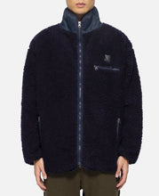 Piping Jacket (Navy)