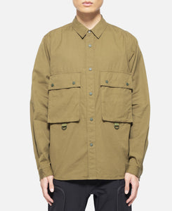 Big Pocket Shirt (Olive)