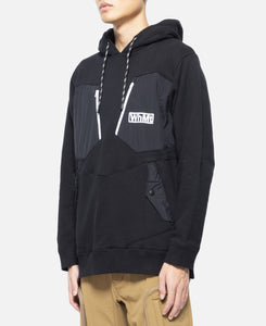 Hooded Parka (Black)
