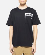 Pocket Printed T-Shirt (Black)