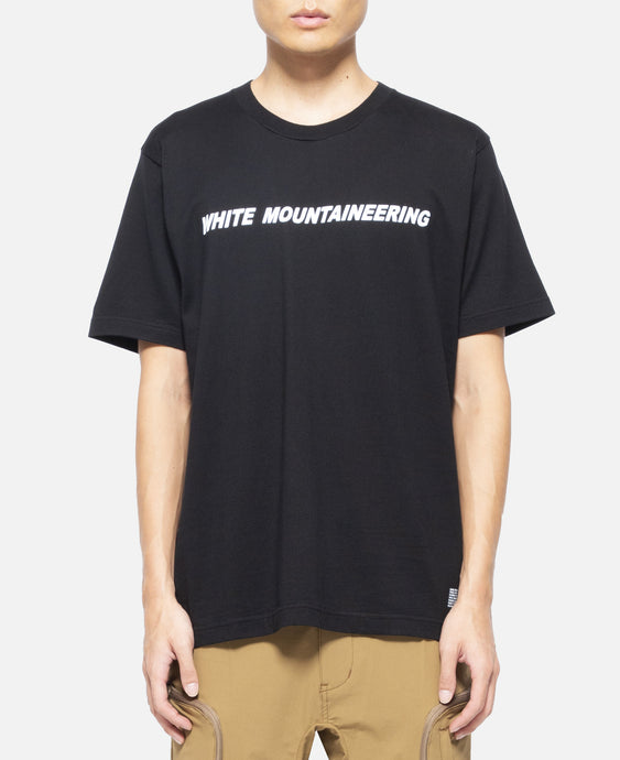 Printed Logo T-Shirt (Black)