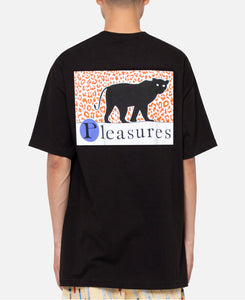 Big Cat T-Shirt (Black)