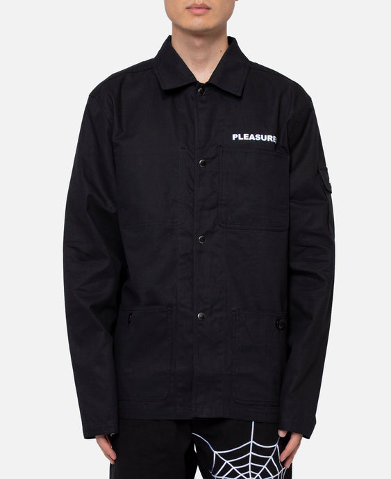 BDU Lightweight Jacket (Black)