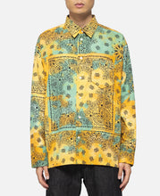Bandana L/S Shirt (Yellow)