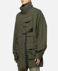 Various Field Coat (Olive)