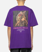 Please Stop Killing Yourself T-Shirt (Purple)