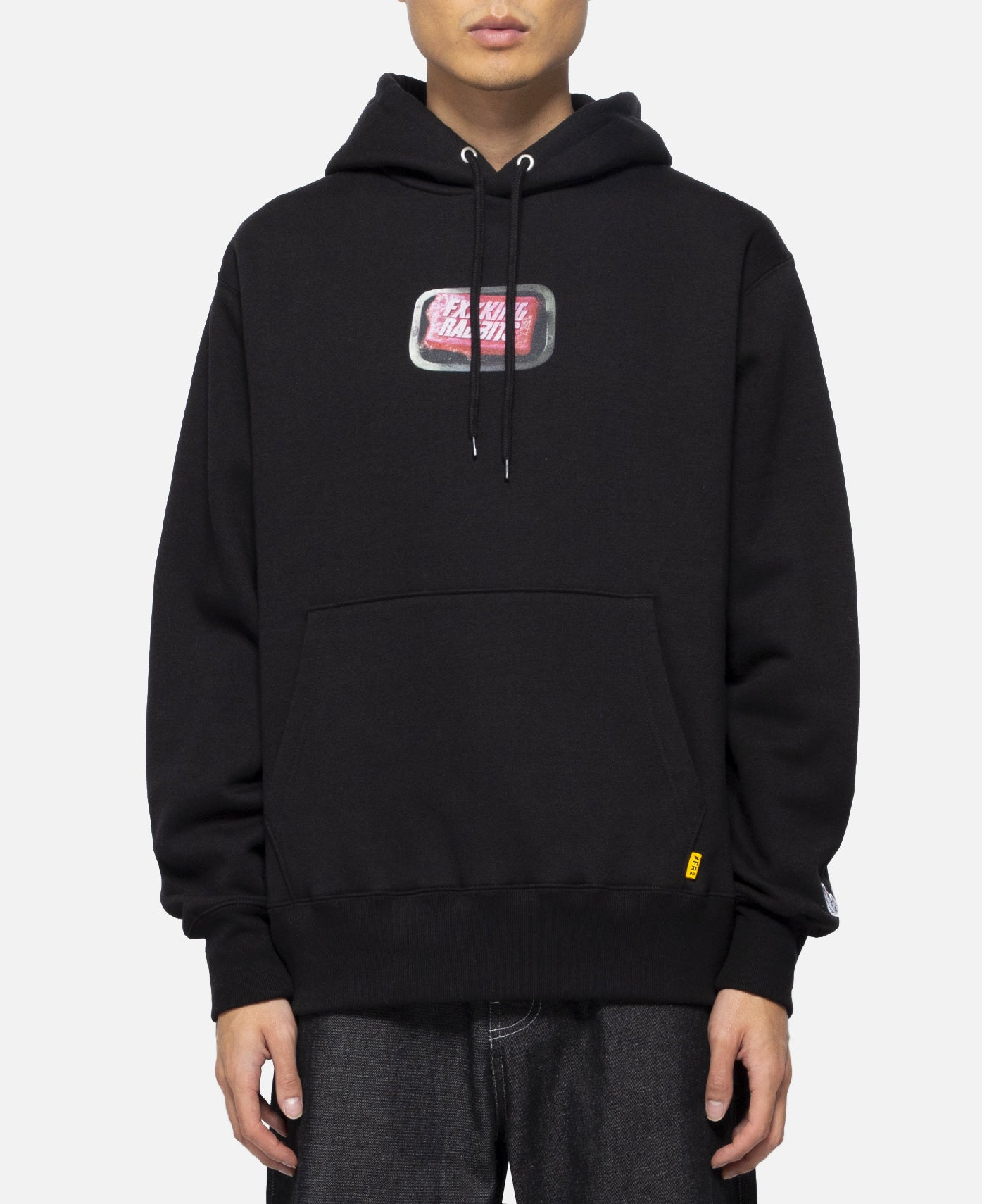 Smoking Kills Photo Hoodie (Black)