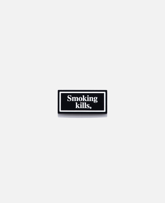Smoking Kills Phone Grip Sockets (Black)
