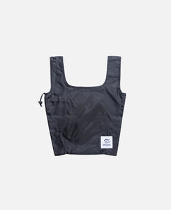 Packable Shopping Bag (Black)