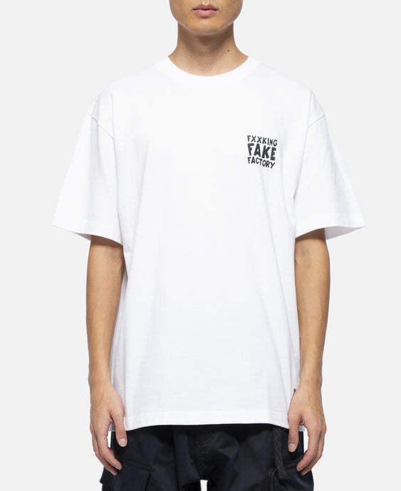 Fake Factory T-Shirt (White)