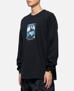 Thank You For Not Smoking L/S T-Shirt (Black)